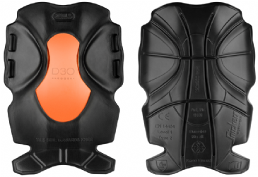 Snickers 9191 XTR D30 Kneepads (Black / Orange)